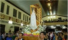 Tượng Mẹ Fatima Thánh Du