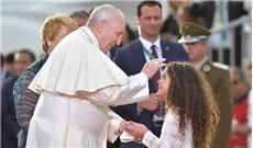 Ðức Giáo Hoàng tông du Chile