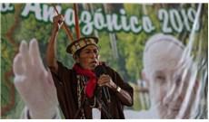 Thổ dân vùng Amazon mong đợi Đức Giáo Hoàng
