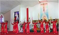 Mừng tuổi Chúa một nét văn hóa