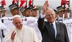 Peru chào đón Ðức Phanxicô