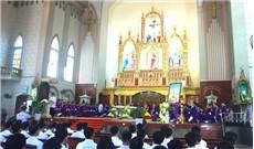 Lễ giỗ đầu Ðức cố Giám mục Phanxicô Xavie Nguyễn Văn Sang