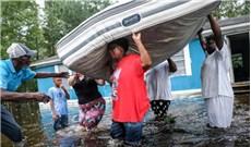 Giáo hội Mỹ lạc quyên trợ giúp nhân đạo