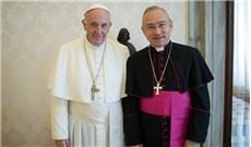 Tân phụ tá Quốc Vụ Khanh Tòa Thánh