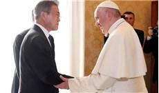 Ðức Giáo Hoàng sẵn lòng đến CHDCND Triều Tiên vì hòa bình