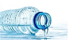 Nước uống rất cần tiết kiệm