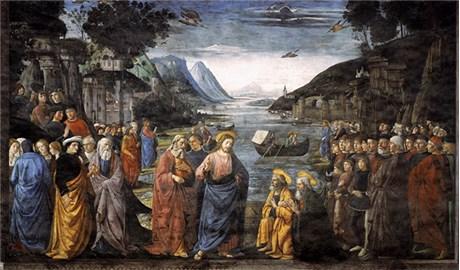 Chìm sâu vào cuộc gặp gỡ thân mật với Chúa Giêsu