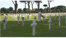 Đức Thánh Cha cầu nguyện ở nghĩa trang thai nhi Laurentino