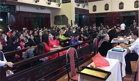 Ðại hội Dân Chúa cấp giáo xứ