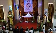 2O năm thành lập giáo xứ Thánh Gia