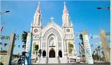Thánh đường giáo xứ Đông Quang hoàn thành