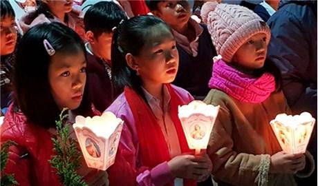 Người trẻ sống Năm Thánh tôn vinh các thánh tử đạo Việt Nam