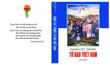 Một quyển sách về các thánh tử đạo cần đính chính