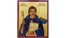 Thánh Columban viện phụ