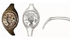 Nhẫn 2.OOO năm tuổi khắc tên Tổng trấn Philatô