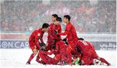 Giải U23 châu Á với các tín hữu Công giáo