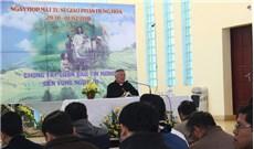 Hội thảo loan báo Tin Mừng tại giáo phận Hưng Hóa