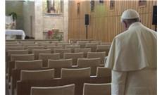 Đức Giáo Hoàng bắt đầu đợt tĩnh tâm Mùa Chay