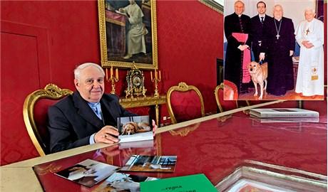 Diana, cô chó ở Vatican