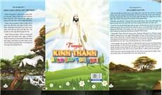 Mua sách truyện Kinh Thánh cho con