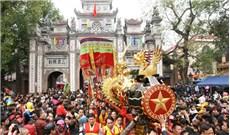 Ðầu Xuân cầu may