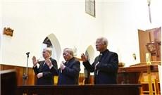 Các giám mục Việt Nam đi Ad Limina
