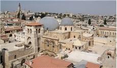 Nhà thờ Mộ Thánh đóng cửa để phản đối thuế của Israel