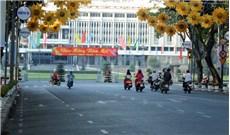 Khoảng lặng của Tết Sài Gòn