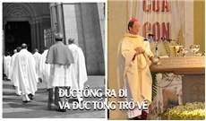 ĐỨC TỔNG RA ĐI VÀ ĐỨC TỔNG TRỞ VỀ