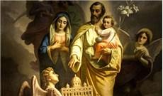 Thánh Giuse sống ơn gọi bảo vệ Chúa Giêsu và Đức Mẹ