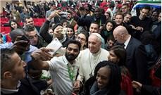 Khi Ðức Giáo Hoàng Phanxicô  lắng nghe giới trẻ