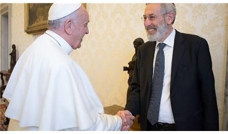Đức Giáo Hoàng gửi lời chúc mừng đến cộng đồng Do Thái tại Rome