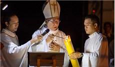 Tam Nhật Thánh tại nhiều giáo phận