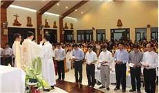 Học viện dòng Tên (HVDT) đã tổ chức lễ bế giảng năm học