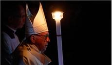 """Ðức Giáo Hoàng Phanxicô: """"Phục Sinh cho thấy sức mạnh của tình yêu thương"""""""
