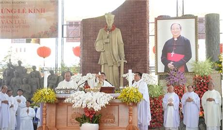 Lễ giỗ 157 năm cha thánh Phêrô Nguyễn Văn Lựu