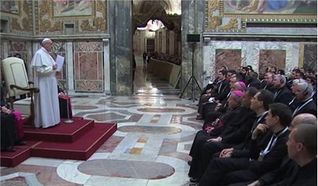 Hơn 500 thừa sai Lòng Thương Xót họp mặt tại Rôma