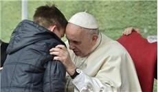 """""""Thiên Chúa có tấm lòng của một người cha"""""""