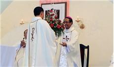 Giáo phận Đà Lạt chúc mừng tân Giám mục giáo phận Thanh Hóa