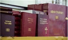 Cuốn Kinh Thánh rũ