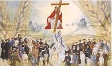 HỘI ÐỒNG GIÁM MỤC VIỆT NAM THƯ CÔNG BỐ NĂM THÁNH TÔN VINH CÁC THÁNH TỬ ÐẠO VIỆT NAM