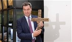 Bang Bavaria của Ðức sẽ treo thánh giá tại các tòa nhà hành chính