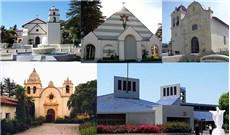 """5 """"điểm đến Công giáo"""" tuyệt đẹp bên bờ biển California"""