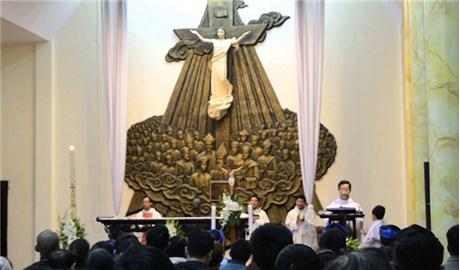 Kinh Vinh Danh trong thánh lễ