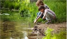 Cho trẻ về với thiên nhiên