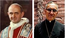 Ðức Phaolô VI và Ðức cha Óscar Romero sắp được tuyên thánh