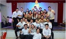 """""""Cậu Thiện"""" của giới trẻ giáo xứ Tân Hương"""
