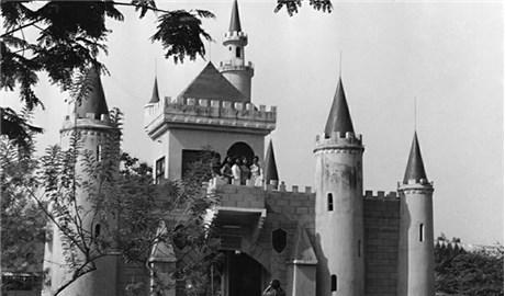 Lâu đài xưa