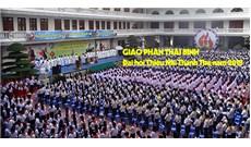 Đại hội Thiếu Nhi Thánh Thể giáo phận Thái Bình