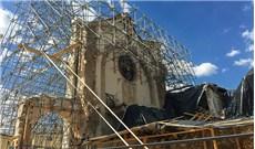 Nỗ lực trùng tu Vương Cung Thánh Ðường San Benedetto